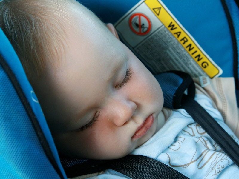 10 Hidden Car Seat Dangers | Autobytel.com