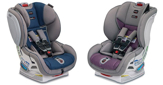 5 Star Rated Car Seats By NHTSA