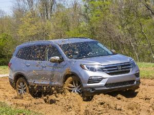 2016 Honda Pilot Road Test & Review