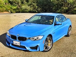 BMW M4 Convertible Road Test & Review