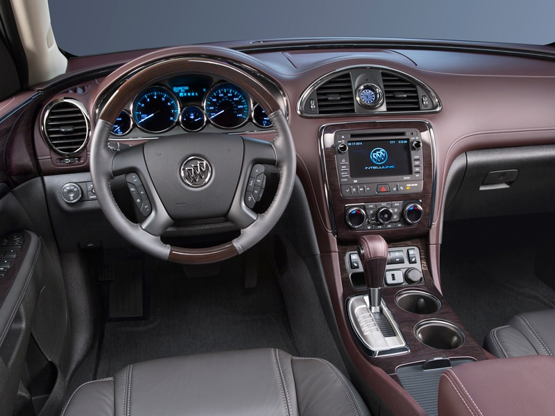 Best 3 Row Luxury Suv >> 2016 Buick Enclave Quick Spin Review | Autobytel.com