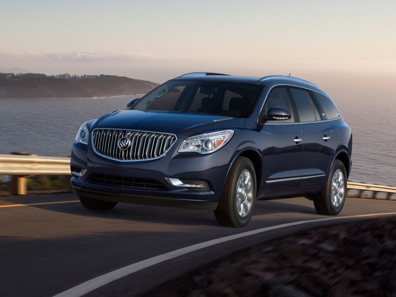 at starts news buick h enclave