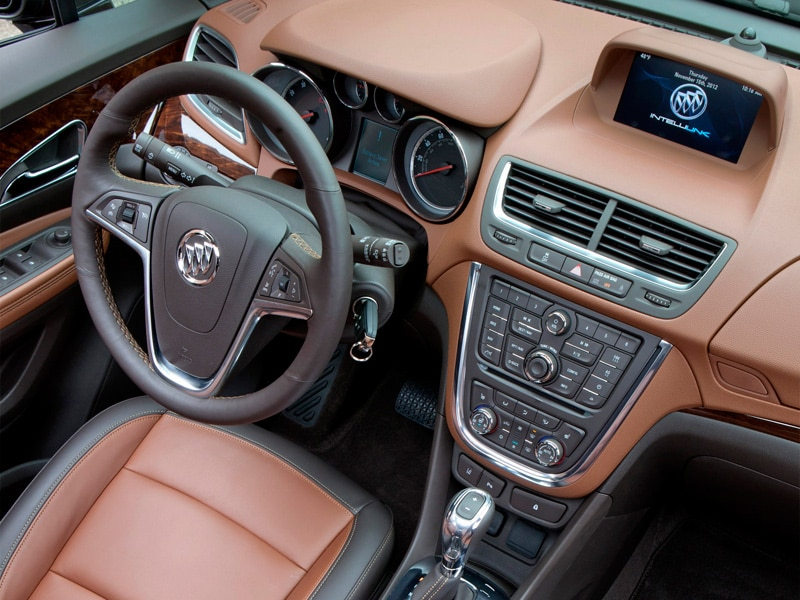 2016 Buick Encore Quick Spin Review