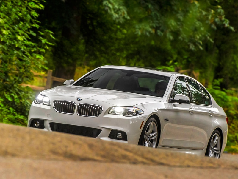 2016 BMW 5 Series Quick Spin