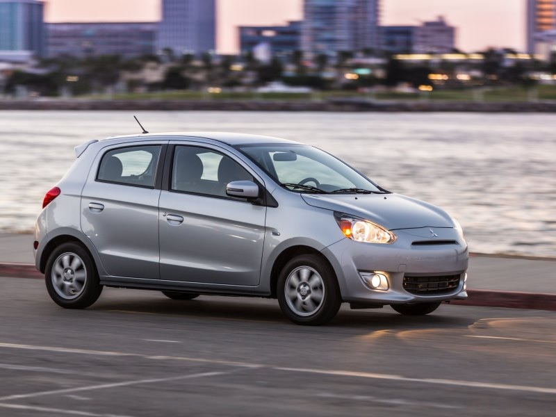 10 Things You Need To Know About The 2017 Mitsubishi Mirage