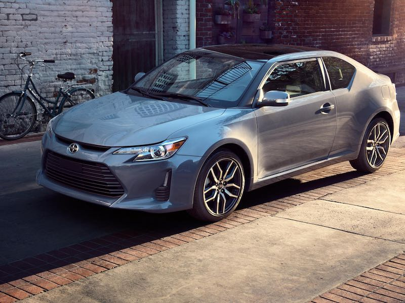 9 The 2016 Scion Tc Is An Award Winner