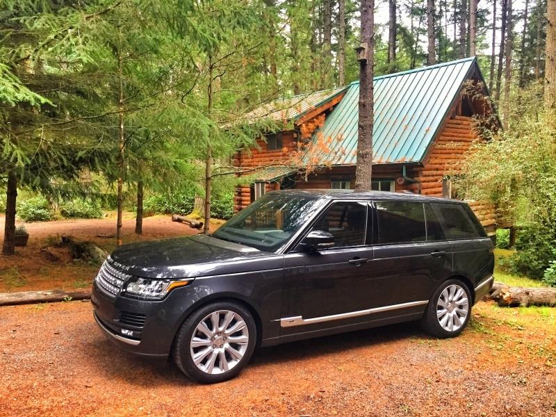 5 2016 Land Rover Range