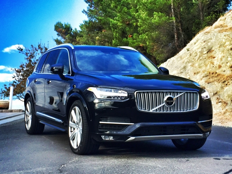 10 Non Volvo Like Features In The 2016 Xc90
