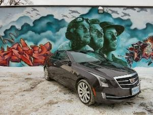 2015 Cadillac ATS Coupe Luxury Car Review