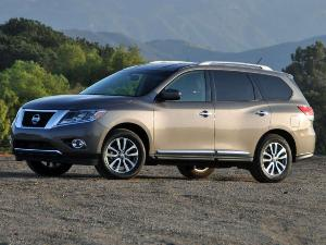 2014 Nissan Pathfinder Review and Quick Spin