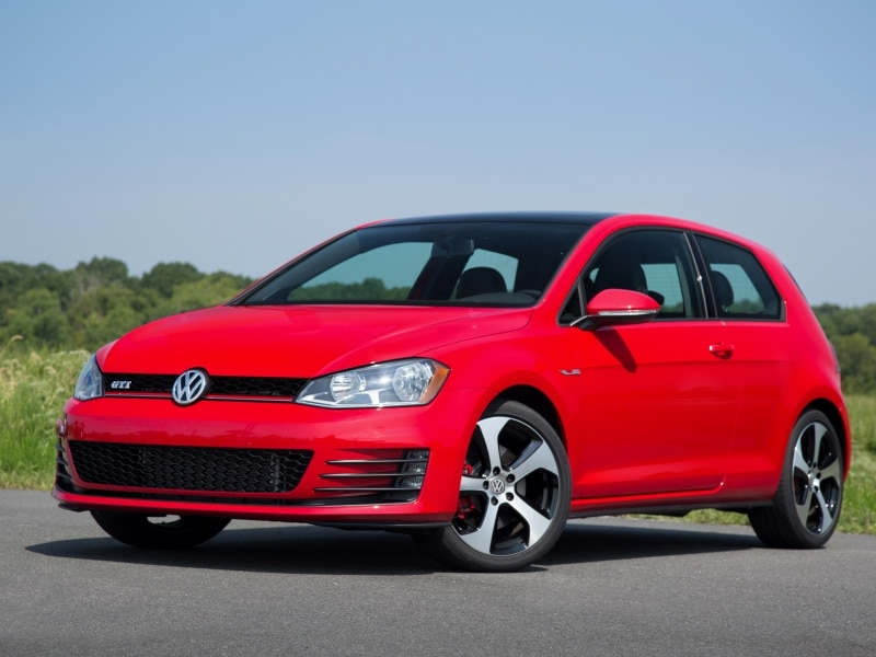 2016 volkswagen golf gti new car review. Black Bedroom Furniture Sets. Home Design Ideas