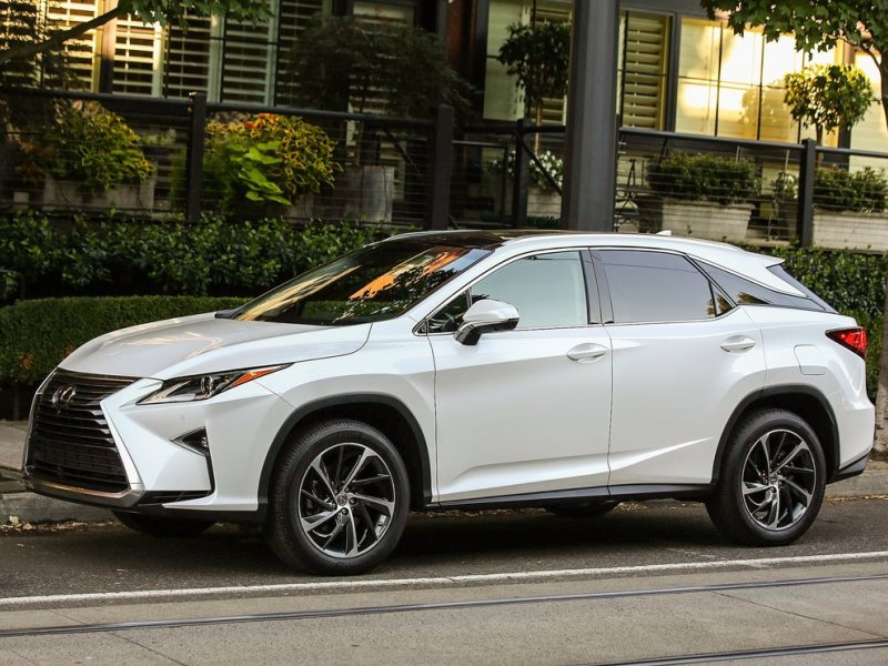 10 Things You Need To Know About The 2016 Lexus Rx