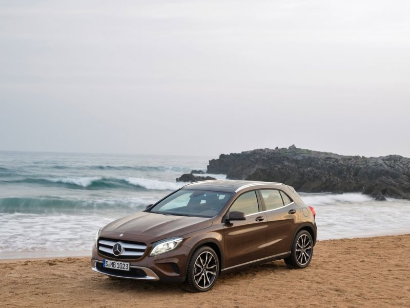 2016 Mercedes Benz Gla Cl New Car Review