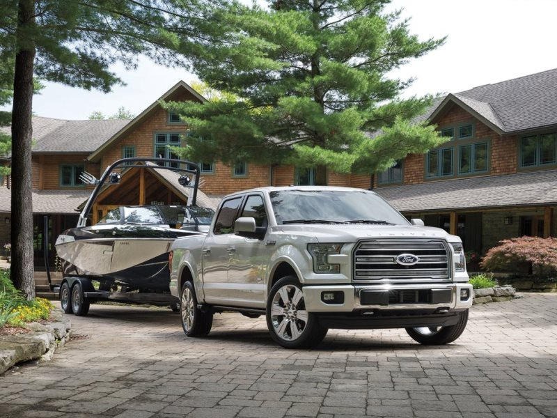 Why The Ford F-150 Is The Best Selling Vehicle In America ...