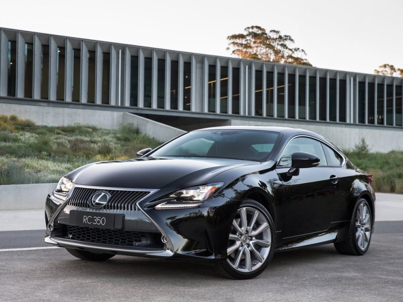 2016 Lexus Rc New Car Review