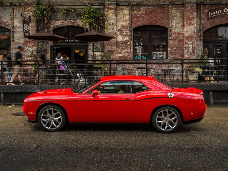 2016 dodge challenger road test review. Black Bedroom Furniture Sets. Home Design Ideas