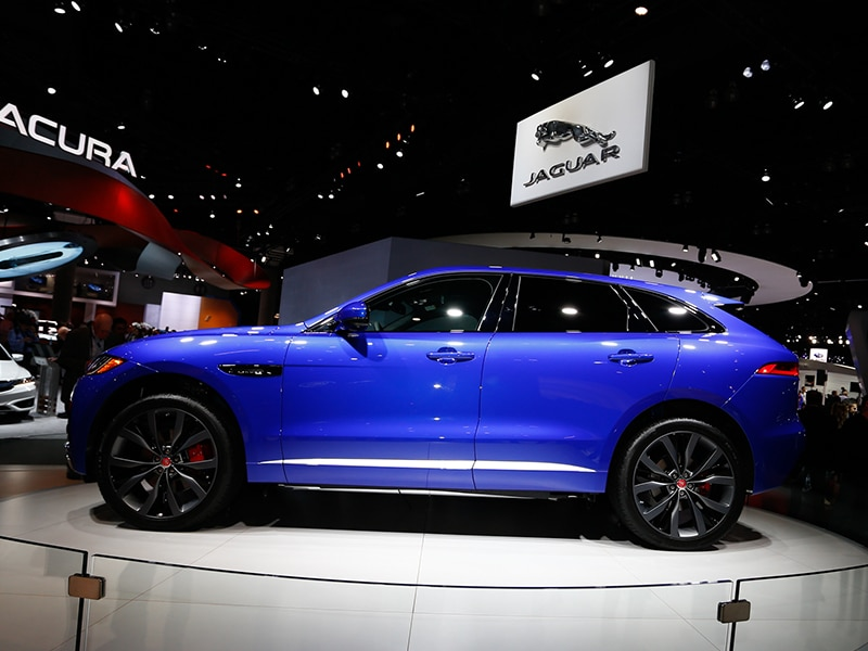 Must See Suvs And Crossovers At The 2017 La Auto Show