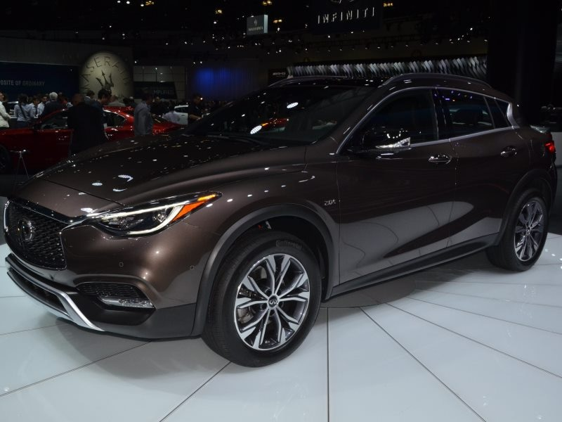 Must See Suvs And Crossovers At The 2015 La Auto Show Autobytel Com