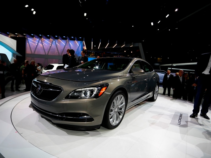 Must See Luxury Cars And Sedans At The 2017 Detroit Auto: Must See Luxury Cars And Sedans At The 2016 Detroit Auto