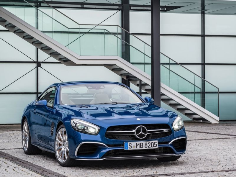 Perfect 2016 Mercedes AMG SL65