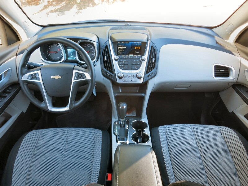 But Not The Gest Compact Suv Interior 2016 Chevrolet Equinox