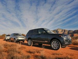 2016 Land Rover Range Rover TD6 / Range Rover Sport TD6 First Drive and Review