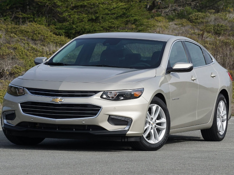Ten Things You Need to Know About the 2016 Chevrolet Malibu | Autobytel.com