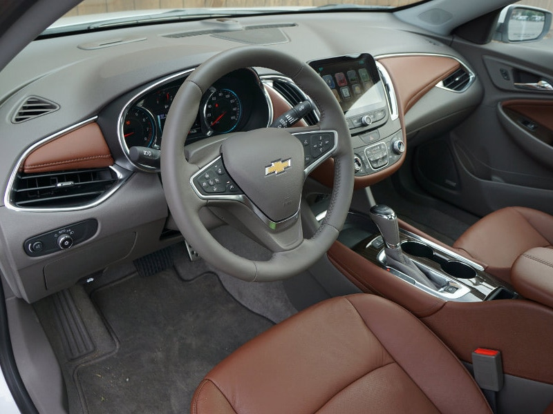 The 2016 Chevrolet Maibu Is Worth Your Time