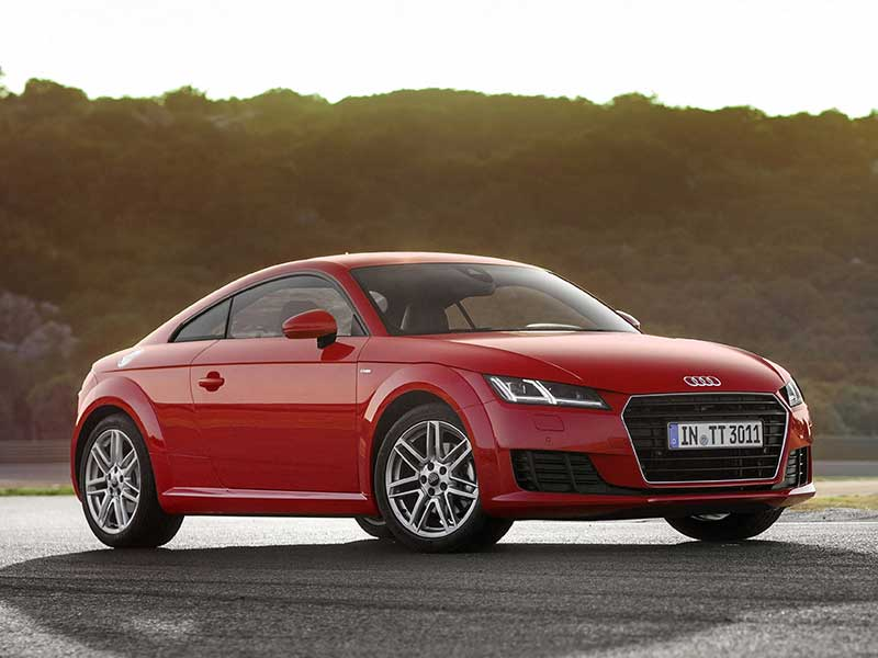 2019 Audi TT vs. 2019 Nissan 370Z: Which Is Best?