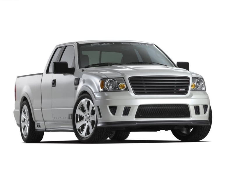 10 coolest special edition ford f 150 trucks autobytel ford f 150 saleen s331 supercharged sciox Choice Image