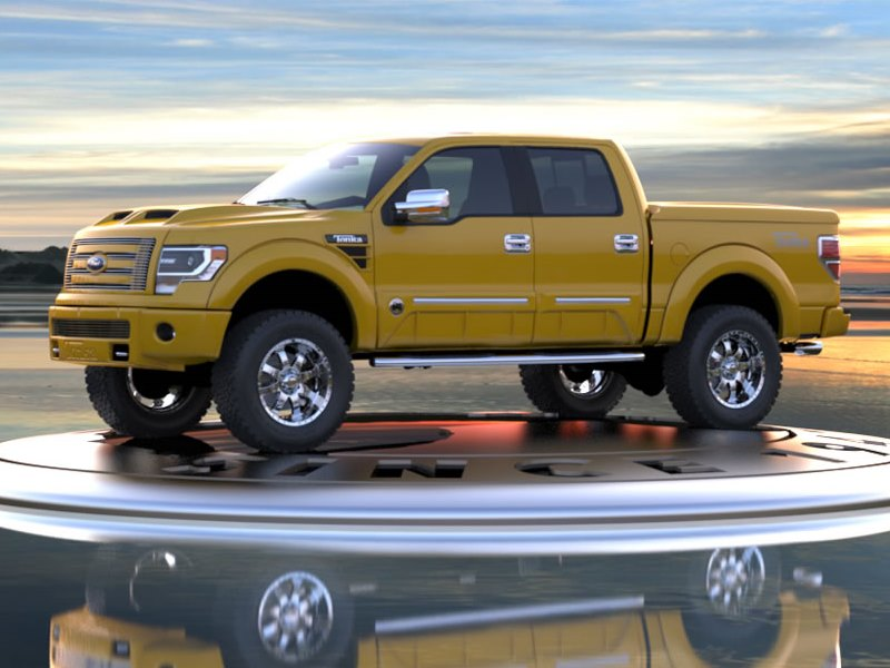 Coolest Special Edition Ford F  Trucks