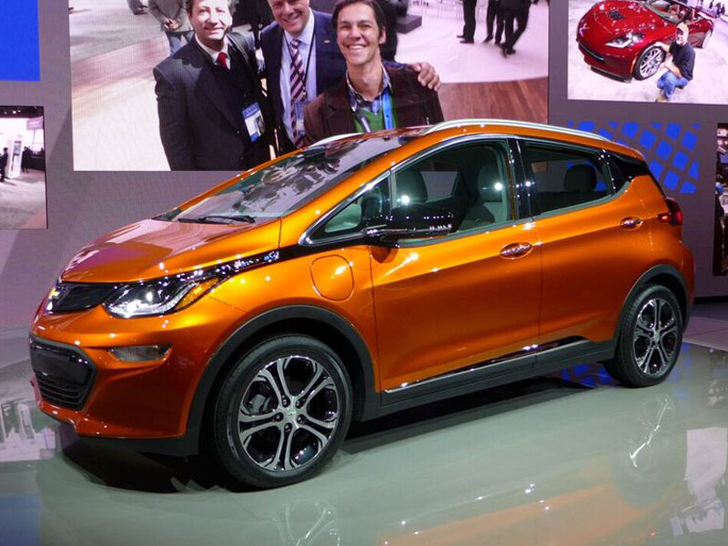 New Cars Under 30k At The 2016 Detroit Auto Show