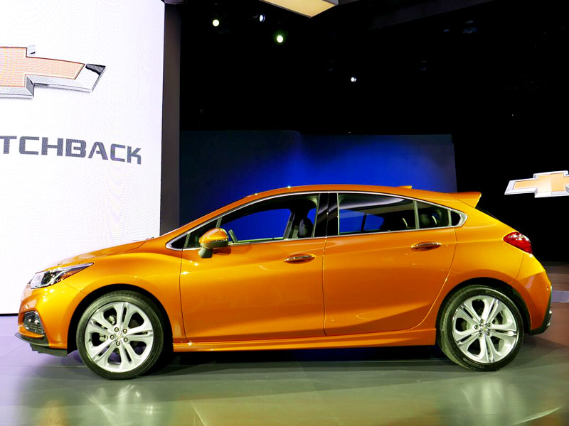 2017 Chevrolet Cruze Msrp Not Yet Announced
