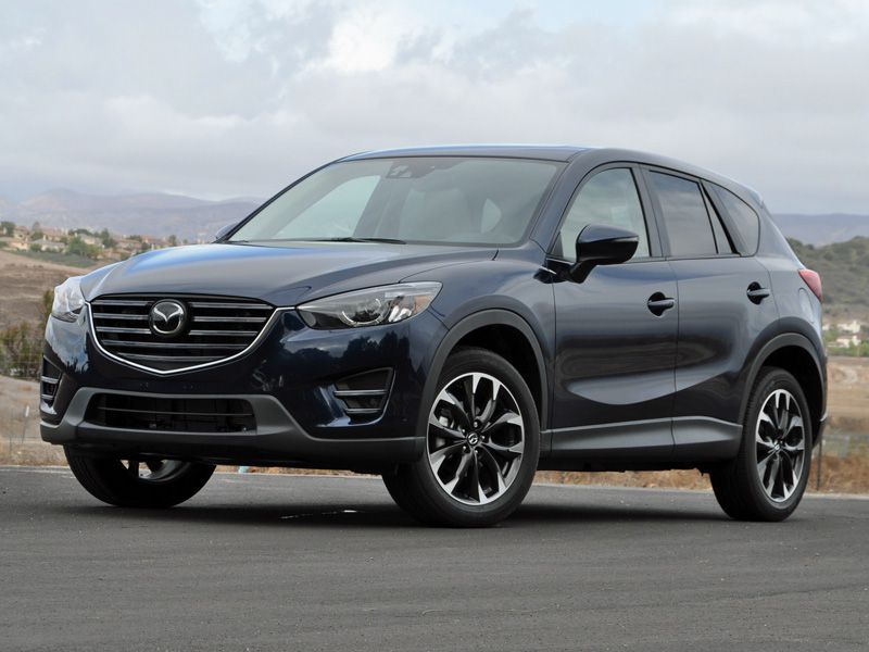 2016 Mazda Cx 5 Road Test And Review