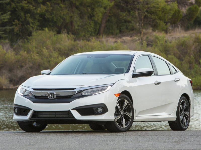 3 2016 Honda Civic