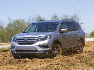 10 Things You Need To Know About The 2016 Honda Pilot
