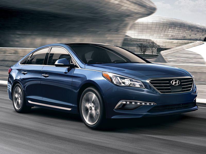 The Best Mid Size Car 2016 Hyundai Sonata