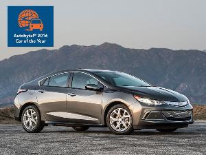 10 Reasons Why the 2016 Chevrolet Volt is the 2016 Autobytel Car of the Year