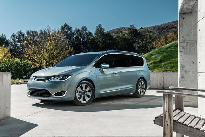 5 Interesting Things About The 2017 Chrysler Pacifica