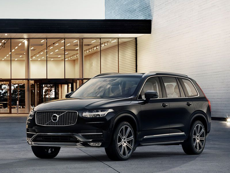 Volvo Designed A Terrific Luxury Suv