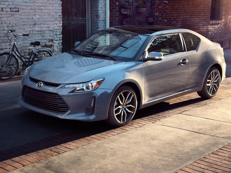 10 things you need to know about the 2016 scion tc. Black Bedroom Furniture Sets. Home Design Ideas