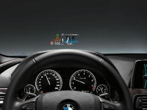 10 New Cars With Head-Up Displays