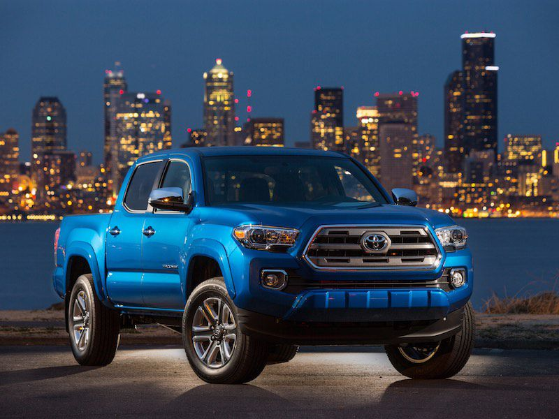 10 Most Economical Trucks for 2016