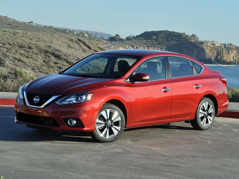 2016 Nissan Sentra First Drive