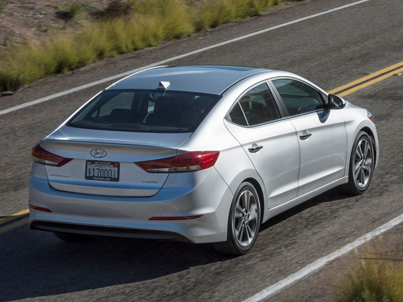 Elantra 2017 Silver >> 10 Things You Need To Know About The 2017 Hyundai Elantra