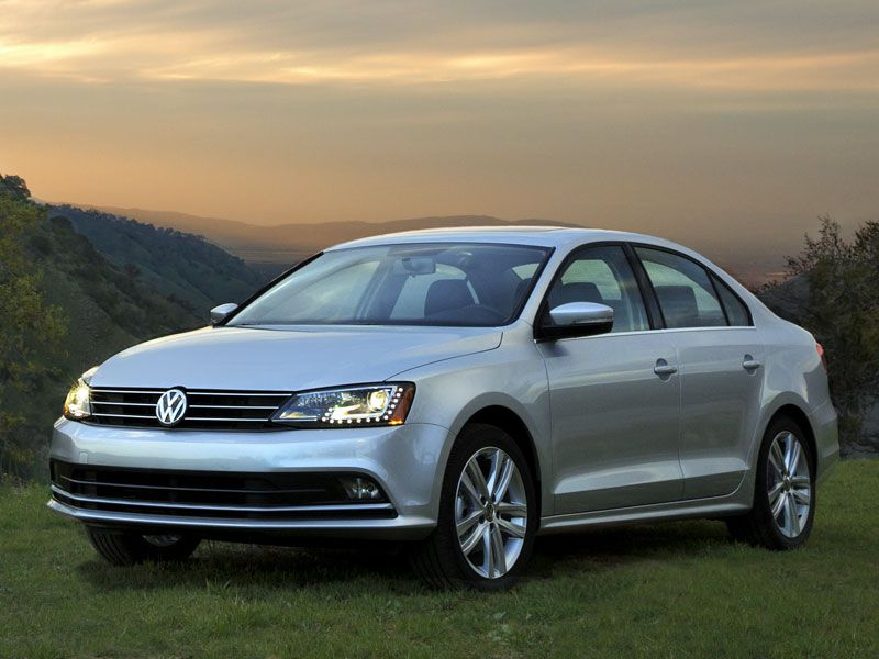 1 The 2016 Volkswagen Jetta Is Affordable