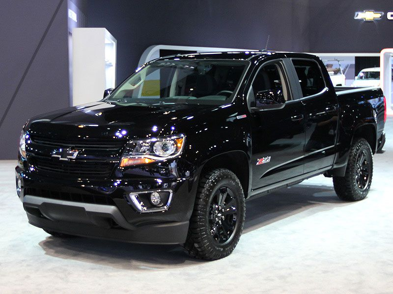 chevy colorado z71 sport package autos post. Black Bedroom Furniture Sets. Home Design Ideas