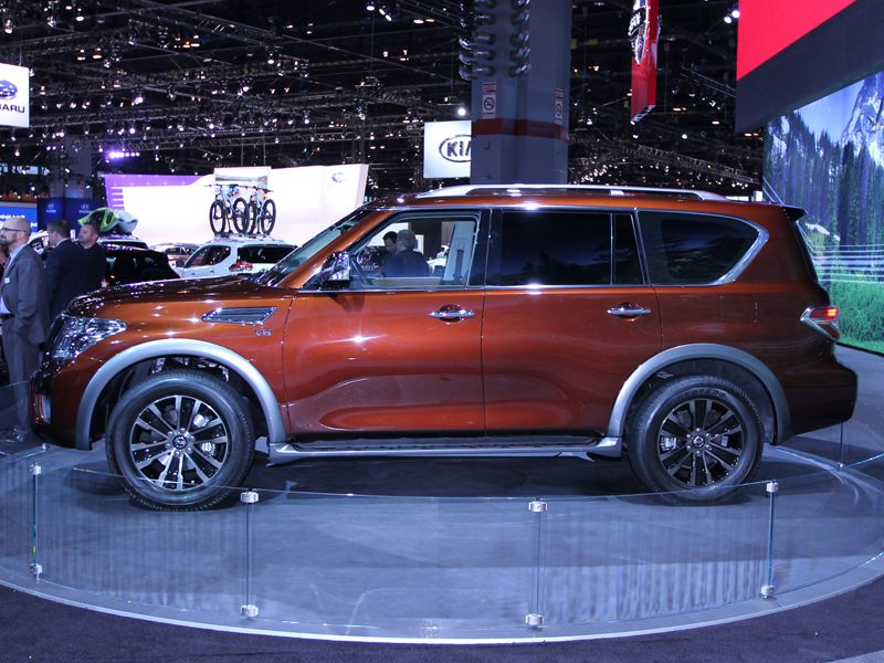 10 2017 Nissan Armada 38 9 Inches
