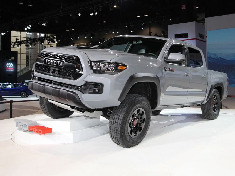 10 Things You Need to Know About the 2016 Toyota Tacoma