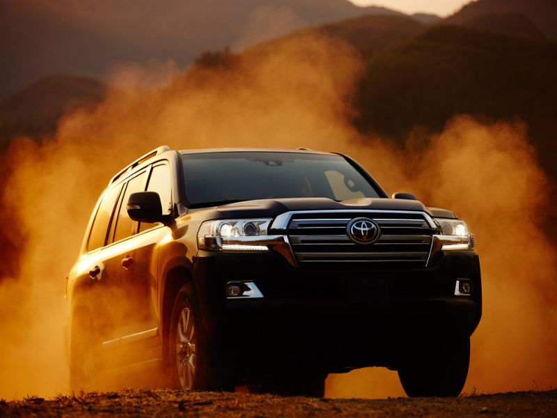 Breaking Down 10 Of The Best 4x4 Suvs
